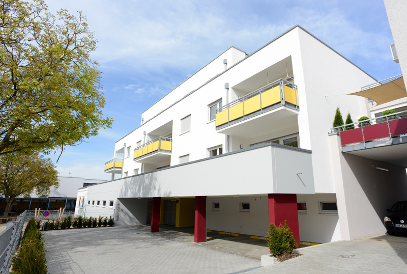 Neubau mehrfamilienhaus laupheim striebel gmbh laupheim for Mehrfamilienhaus neubau
